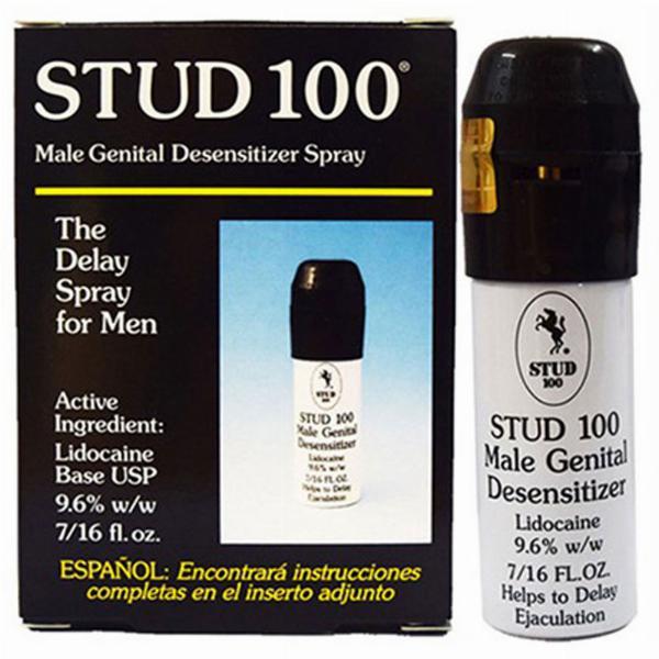 thuốc xịt trị xuất tinh sớm stud100