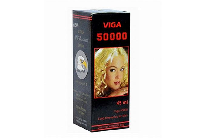Thuốc xịt chống xuât tinh sớm tốt nhất VIGA 50000