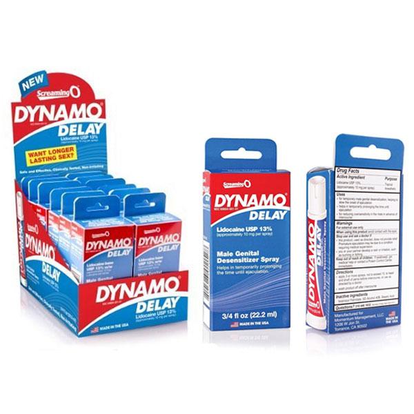 thuốc xịt kéo dài thời gian quan hệ Dynamo Delay